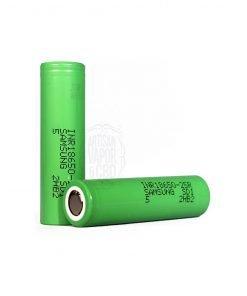 Samsung 18650 3000mAh 30Q Battery - 15A